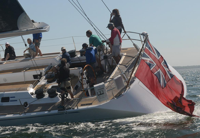 Best Sailing Yacht Refit
